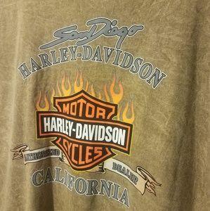 NWT Harley Davidson XXXL T-Shirt sleeveless
